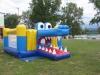 Nafukovací hrad Krokodíl